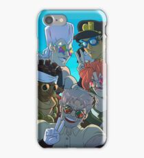Jojo's bizarre sunglasses iPhone Case/Skin