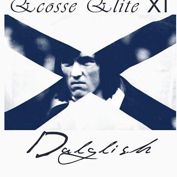 Ecosse Elite XI. Dalglish by rwdpro