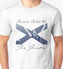 Ecosse Elite XI. Joe Jordan Unisex T-Shirt