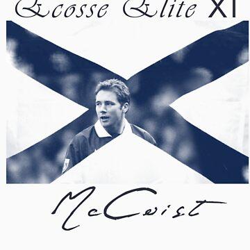 Ecosse Elite XI. McCoist by rwdpro