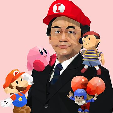 Iwata and Friends Tribute by hoodwinkedfool