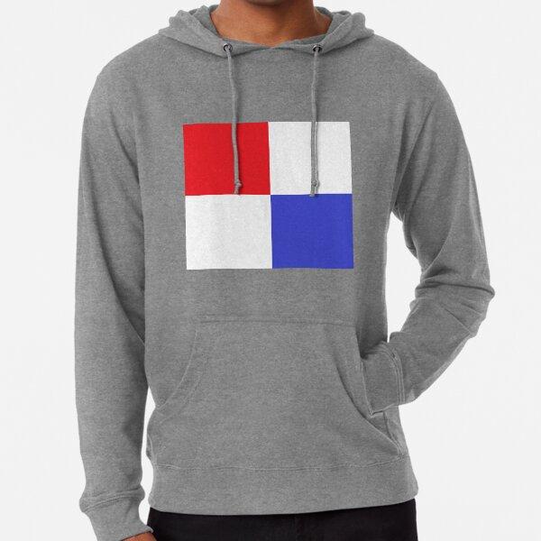 Flag, Parallel Lightweight Hoodie