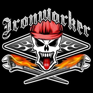 Ironworker Skull 2.1 by sdesiata