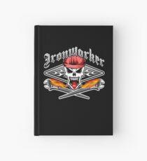 Ironworker Skull 2.1 Hardcover Journal