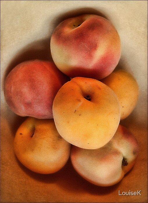Fuzzy Fruits by LouiseK
