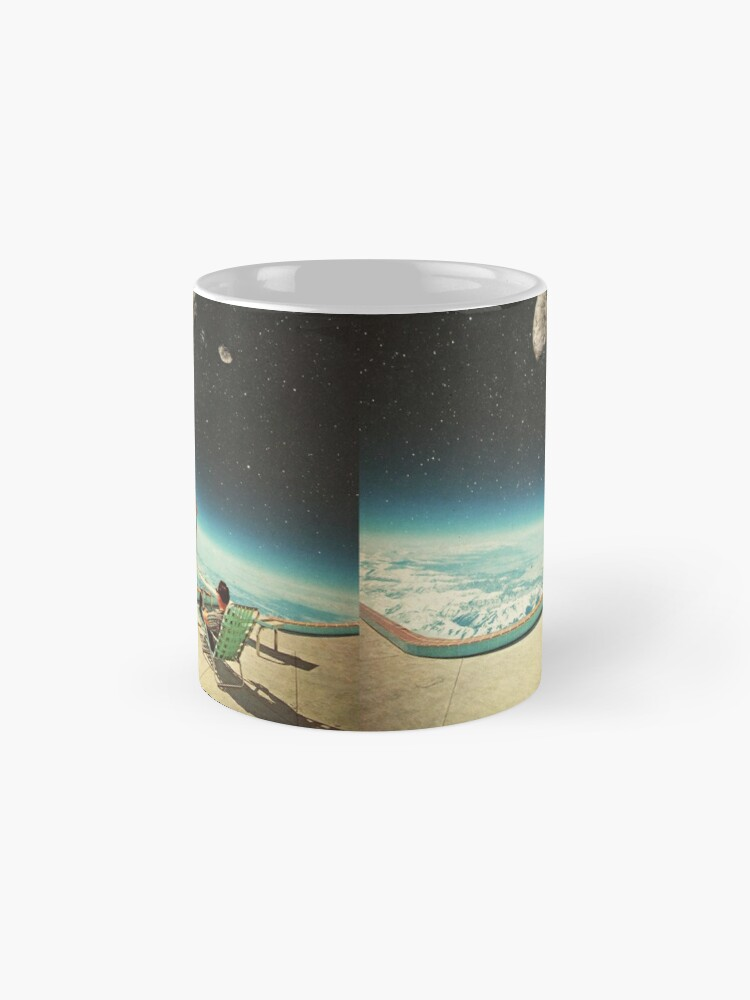 Alternate view of Summer with a Chance of Asteroids Mugs
