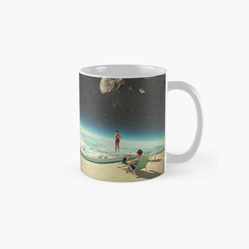 Summer with a Chance of Asteroids Mugs