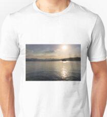 Cruising at sunset - Hangzhou, China T-Shirt