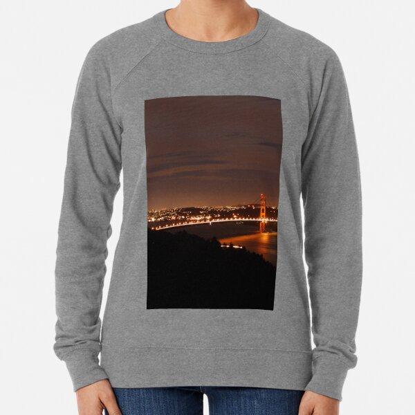 Golden Gate Bridge Lightweight Sweatshirt
