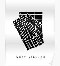 West Village Poster