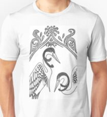 Two Herons Unisex T-Shirt