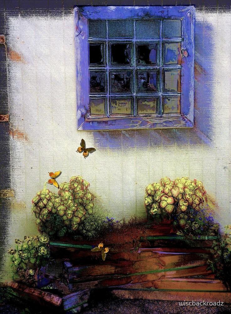The Gardener's Cottage by wiscbackroadz