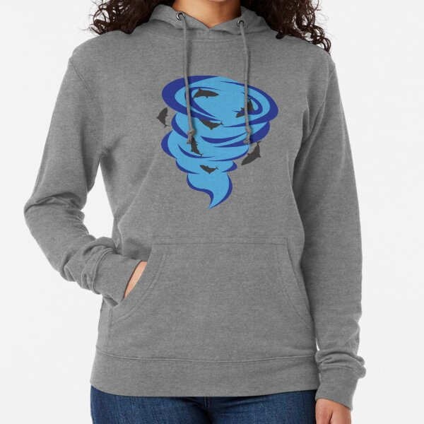 Sharknado Pop Art Lightweight Hoodie