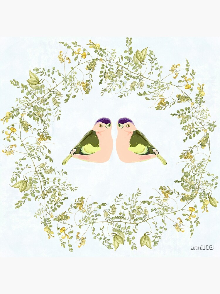 Summer Love birds by anni103