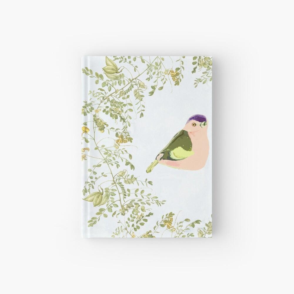 Summer Love birds Hardcover Journal