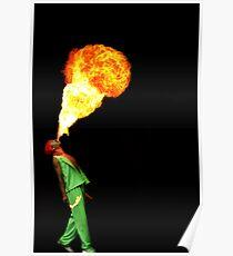 Fireman Poster