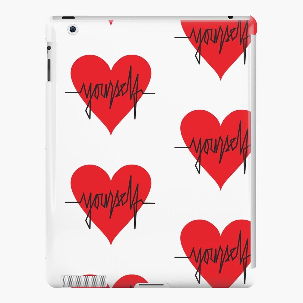 love yourself - zachary martin iPad Case & Skin