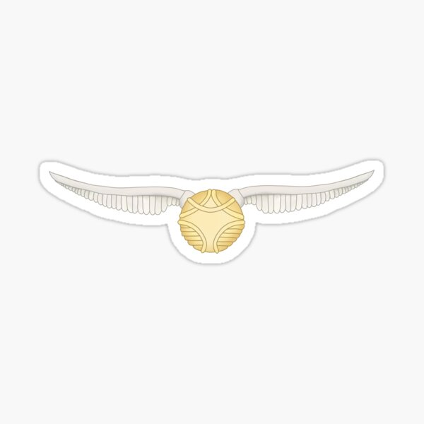 Golden Snitch Decal Potter Move Snitch Car Decal Move Snitch Get Out the Way Car Decal
