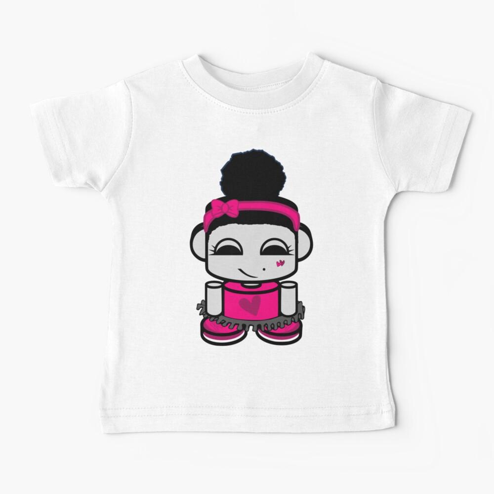 Aspen Ballerina O'BOT Toy Robot 1.0 Baby T-Shirt