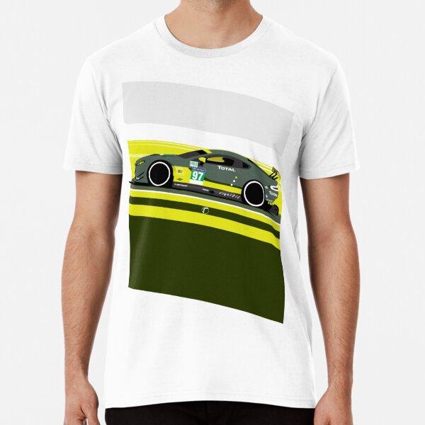 Aston Martin Racing | GTE Le Mans Premium T-Shirt