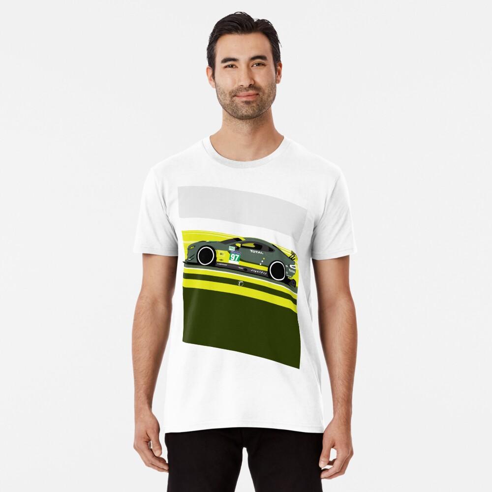 """GTE Le Mans"""" T-shirt By"""