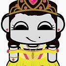 Princess Zoha O'babybot by Carbon-Fibre Media