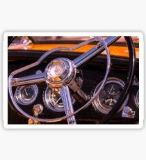 Chromed Cruiser 1 Sticker