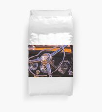 Chromed Cruiser 1 Duvet Cover