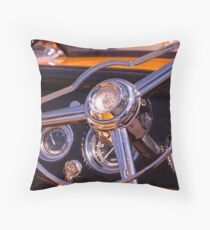 Chromed Cruiser 2 Throw Pillow