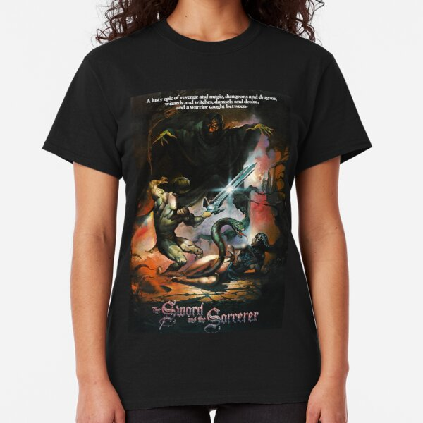 The Sword And The Sorcerer Classic T-Shirt