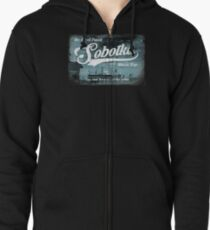 Re-Elect Frank Sobotka - the Wire Zipped Hoodie