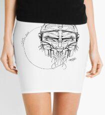 Devil Viking Mini Skirt