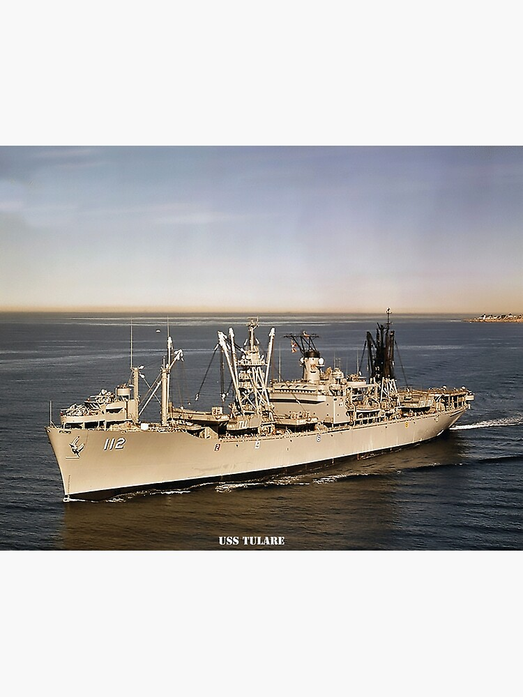 USS TULARE by militarygifts