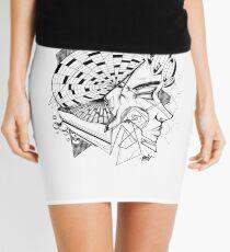 Spacey Homo Mini Skirt