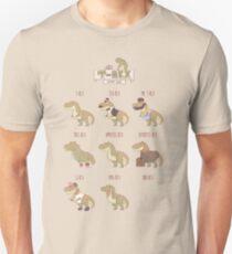 The T-Rex Expert Guide Unisex T-Shirt