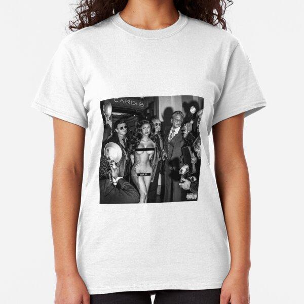 Cardi B Press Classic T-Shirt