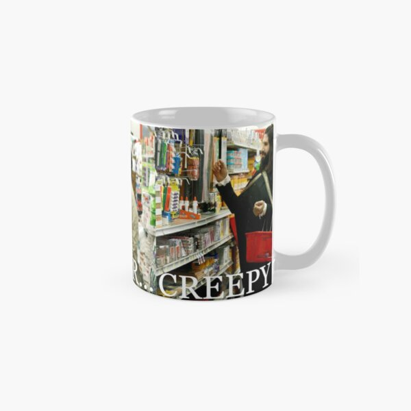 Nandor's Creepy Paper Classic Mug