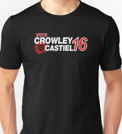 Crowley / Castiel 2016 T-Shirt