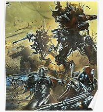 Adeptus Mechanicus - Will of the Machine God Poster
