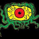 «Crawling Eye Monster» de jarhumor