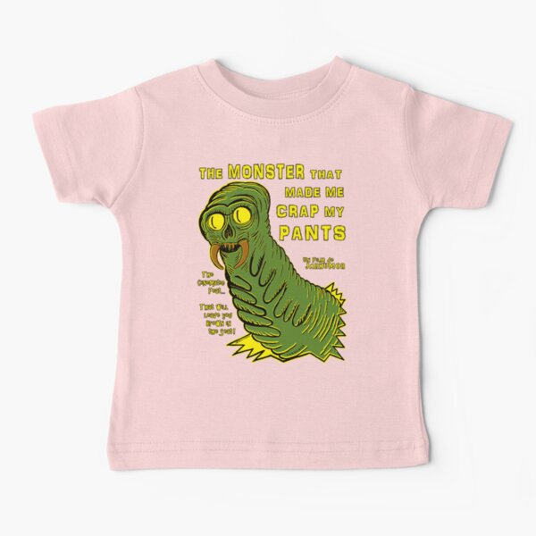 The Monster That... Baby T-Shirt