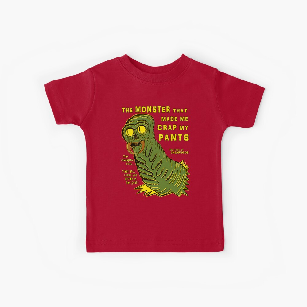 The Monster That... Kids T-Shirt