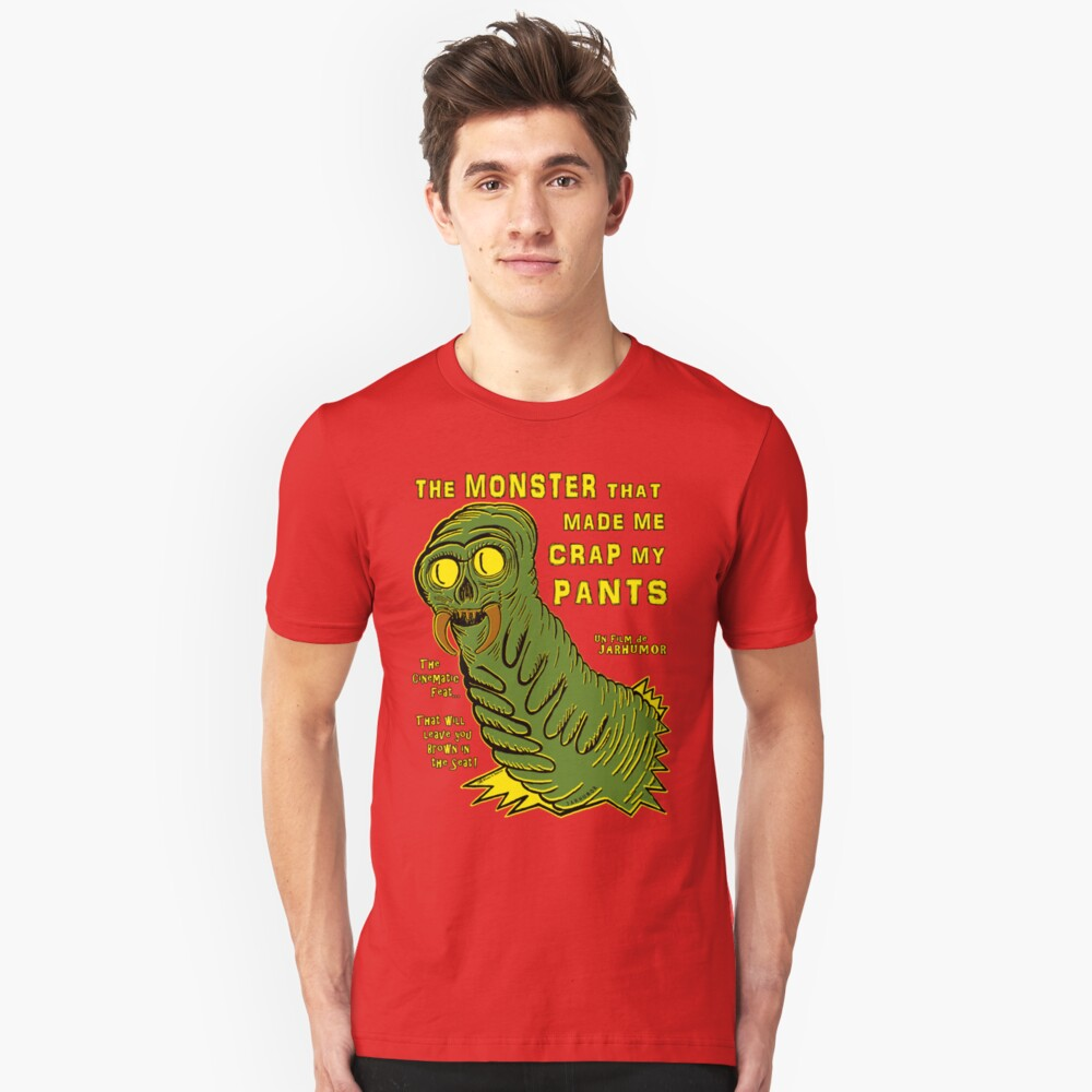 The Monster That... Slim Fit T-Shirt
