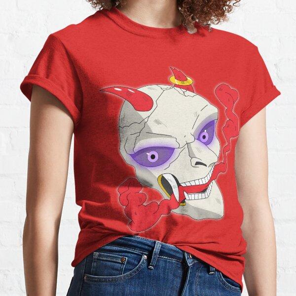 Reaper's Skull (Purple Eyes) Classic T-Shirt