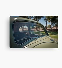 Volkswagen Windscreen Canvas Print