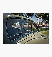 Volkswagen Windscreen Photographic Print