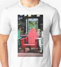 Jonesborough, Tennessee - Comfy Chair T-Shirt