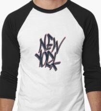 New York Baseball ¾ Sleeve T-Shirt