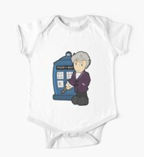 Doctor Number Three Kids Clothes