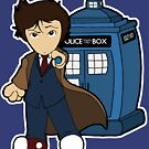 Doctor Number Ten by RhiMcCullough